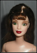 NUDE BARBIE STRAWBERRY BLONDE APHRODITE COUNTESS OF RUBIES BARBIE DOLL FOR OOAK