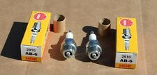 NGK Knucklehead Flathead WLA UL 18mm Spark Plugs Set of 2 (934)