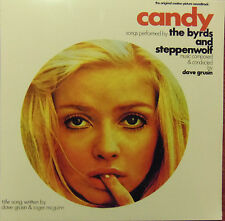 Candy OST LP Reel Time Steppenwolf The Byrds Dave Grusin