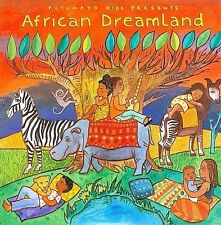 African Dreamland, Putumayo Kids Presents, New