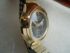 RAREST,1972 MOON SEIKO DX PRESIDENT, 17 RUBIS DOUBLE PUSH QUICK SET.