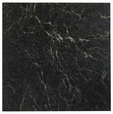 Achim Home Furnishings FTVMA40920 Nexus 12-Inch Vinyl Tile, Marble Black with Wh
