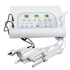 BIO Microcurrent Facial Spa Electrotherapy Beauty Machine 3MHZ Ultrasound Sale