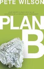 NEW - Plan B: Que hacer cuando Dios no se manifiesta de la manera que esperabas?