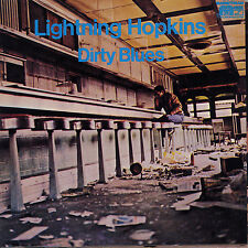 Lightnin' Hopkins DIRTY BLUES Mainstream Records NEW SEALED VINYL LP