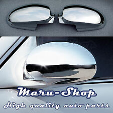 Chrome Side Rear View Mirror Cover Trim for 99~05 Hyundai Sonata
