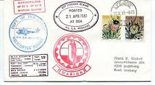 1981 Dept Of Transport Helicopter Flight Marion Island Polar Antarctic Cover