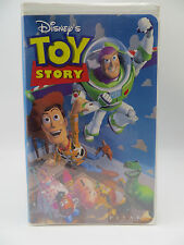 Disney - Toy Story, VHS Movie, clam shell case