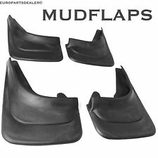 4x Rubber Moulded Universal Fit MUD FLAPS, GUARDS for RENAULT MODELS