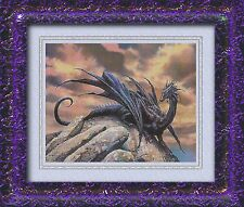 Dragon At Dawn~Delica Bead Pattern Only