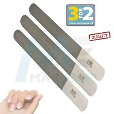 "x3 Diamond DEB FILES NAIL File Care Podiatry Manicure Pedicure 8"" FOOT DRESSERS"