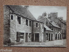 R&L Postcard, Fair Maid's House, Perth, Scotland, A Scott