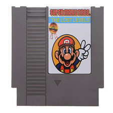 Super Mario Bros. 2 - The Lost Levels 72 Pin 8 Bit Game Card Cartridge for NES.