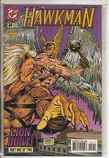 DC Comics Hawkman Vol 4 #24 September 1995 NM
