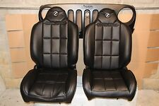 CORBEAU BAJA RS RECLINING SUSPENSION SEATS DRIVER PASSENGER JEEP WRANGLER