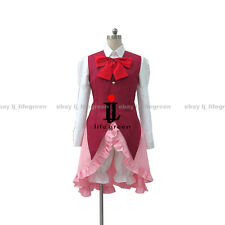 VOCALOID Kagamine RIN Alice in Musicland Uniform COS Clothing Cosplay Costume