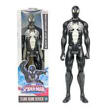 ULTIMATE SPIDER-MAN 12 pollici Action figure TITAN SERIE NERO TUTA SPIDERMAN