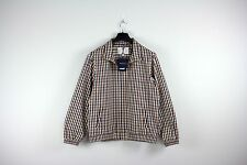 SUPREME X AQUASCUTUM Spellout Check Jacket | Large | BNWT | 100% Deadstock