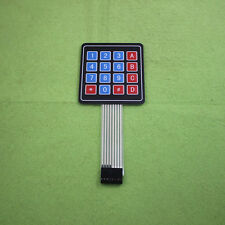 5pcs 4 x 4 Matrix Array 16 Key Membrane Switch Keypad Keyboard new