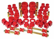 Prothane Total Suspension Bushings Inserts Kit For Nissan 300ZX 84-89 (RED)