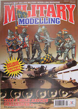MILITARY MODELLING - Volume 26 No.1 January 1996 - Modelling Techniques