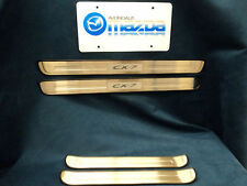 Mazda CX-7 Polished Door Sill Scuff Plates OEM New