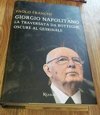 Giorgio Napolitano La traversata da botteghe oscure