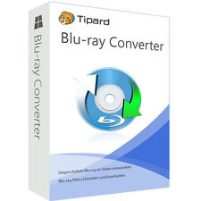 Blu-ray Converter Tipard dt.Vollversion- lebenslange Lizenz  ESD Download