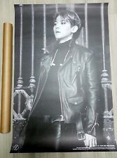 EXO EXODUS BAEKHYUN Official POSTER Unfold in a TUBE+Gift Photo New exodus