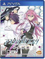 Used PlayStation PS Vita Gakusen Toshi Asterisk Festa: Houka Kenran Japan Import