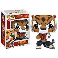 Kung Fu Panda POP Tigress Vinyl Figure NEW Toys Funko Movie Dreamworks
