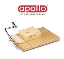 Apollo fromage fil Tronçonneuse hevea caoutchouc planche de bois bois avec poignée de coupe