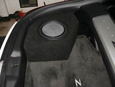 "350Z Subwoofer Enclosure Sub Box 1-10"" CORNER MOUNT"