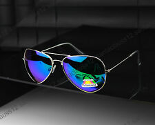 New POLARIZED Aviator Sunglasses  Mens Women's UV400