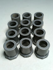 "SCHEDULE 80 PVC 3/8"" SOC X 1/2"" SPIGOT REDUCER BUSHING 837-073 SPEARS-LOT OF 12"