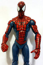 SPIDER-MAN • RED & BLUE ORIGINAL VARIANT • C8-9 • MARVEL UNIVERSE HASBRO