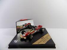 Quartzo 4007 Lotus 49b Gold Leaf Jackie Oliver Gp de Bélgica 1968 Menta en caja 1:43