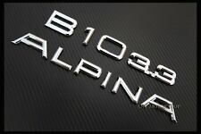 NEW AlPINA B10 3.3 EMBLEM BADGE LOGO FOR BMW 5-Series E34 E39 E60 E61 F10 F11