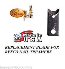 REPLACEMENT BLADE All RESCO NAIL TRIMMER CLIPPER Cutters 747 727, Deluxe, etc