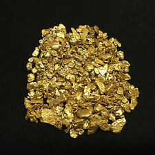 5 lb Gold Paydirt Unsearched and Gold Added Panning Flake Nugget