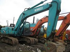 Kobelco SK60-220 super mark v pelle-workshop manual