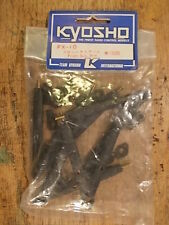 FX-10 Front Suspension Arm Set - Kyosho 1:8 F1 Series  / EP & GP Versions