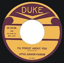 "BLUES / R & B~LITTLE JUNIOR PARKER~DUKE 330 ""STAND BY ME"" 1960"