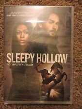 Sleepy Hollow: The Complete First Season (DVD, 2014, 4-Disc Set) BRAND NEW!!