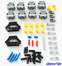 LEGO Technic V 8 Motor Pieces Set for Model 8258 or 8070 New M500