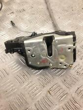 2001 BMW E46 320D 3SERIES ESTATE TOURING PASSENGER LEFT REAR DOOR LOCK MECHANISM