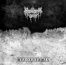 Northern Hate – hypothermia CD, German black metal, sangue lama
