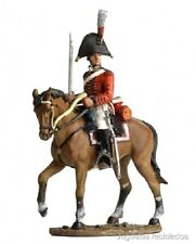 OFFICER BRITISH DRAGOONS GUARDS CAVALRY SNC013 SOLDADO DE PLOMO lead soldier