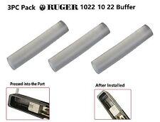 3 PC Ruger 1022 10/22 10-22 .22 Bolt Recoil Buffer