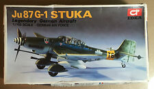 IDEA PLASTIC MODEL (MONOGRAM) AP-700 - 1/48 Ju87 G-1 STUKA - NUOVO